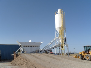 Road Ready 10 Remote Batching Plant